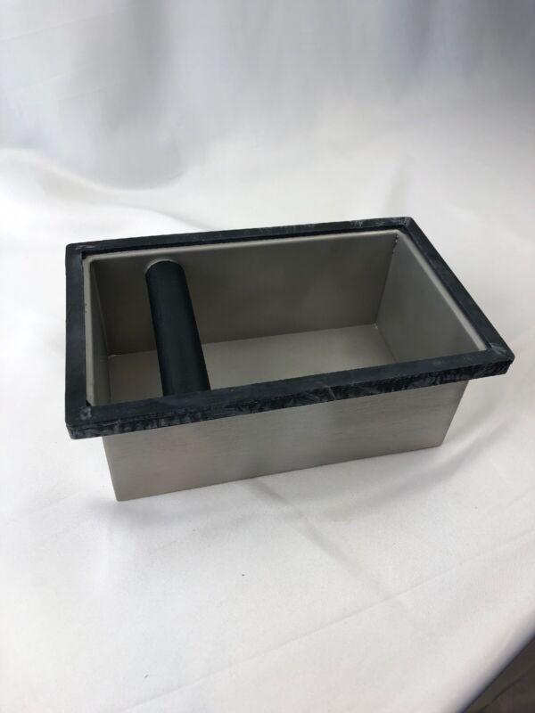 Rattleware Knock Box 9x5.5x4. Closed Bottom