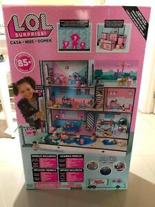 SOLD! PENDING PICK UP. LOL SUPRISE DOLL HOUSE (NEW)