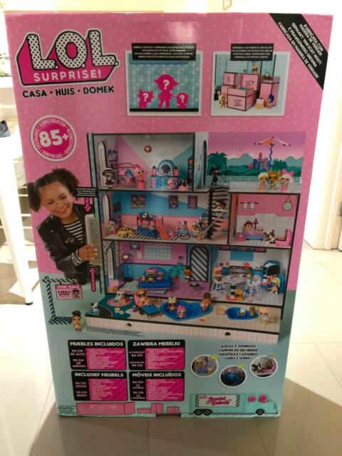 Sold Pending Pick Up Lol Suprise Doll House New
