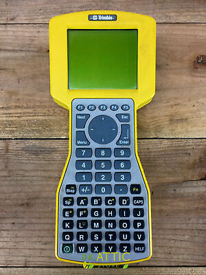 Trimble Tsc1 Working Data Collector V. 5.20 Software - Tested 4