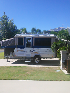 2007 Jayco Outback Swan $18000 Gladstone Gladstone City Preview