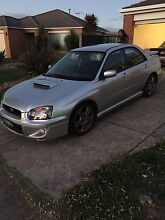 Subaru wrx 2005 will consider swaps Endeavour Hills Casey Area Preview