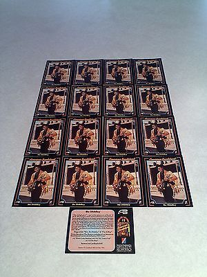 *****Bo Diddley*****  Lot of 48 cards   3 DIFFERENT
