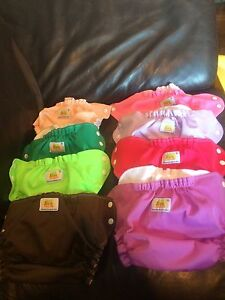 Annie Marie Padorie AMP Cloth Diapers Package