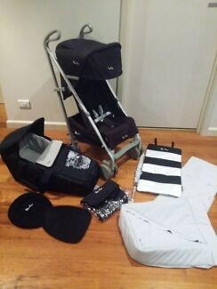 AMAZING high quality stroller with EVERYTHING !!! Glen Iris Boroondara Area Preview