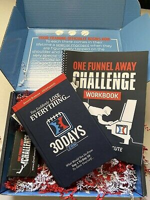 Russell Brunson - One Funnel Away Challenge Box - New