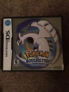 Pokemon SoulSilver Nintendo DS Game