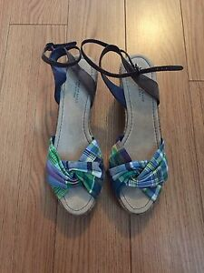 American Eagle Wedges size 10