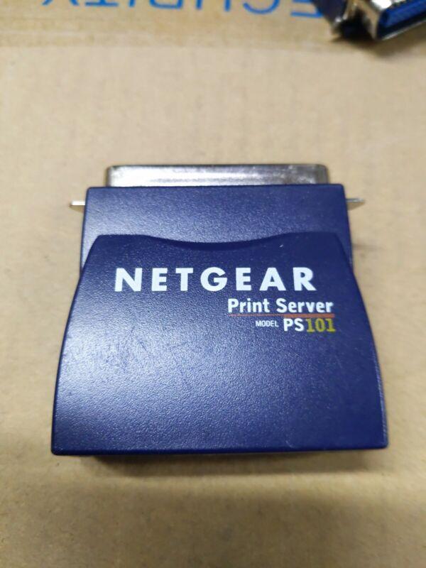 Netgear Mini Print Server PS101