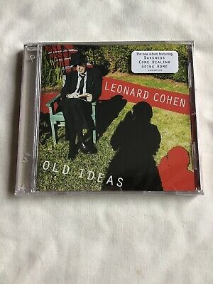 Home Coming Ideas (Old Ideas - Leonard Cohen (New CD, 2012) Darkness, Come Healing, Going)