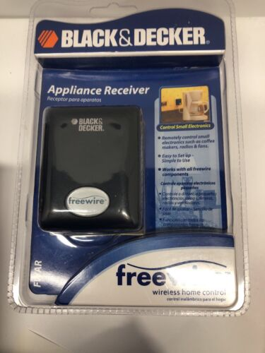 Black & Decker FWAR Freewire Appliance Receiver