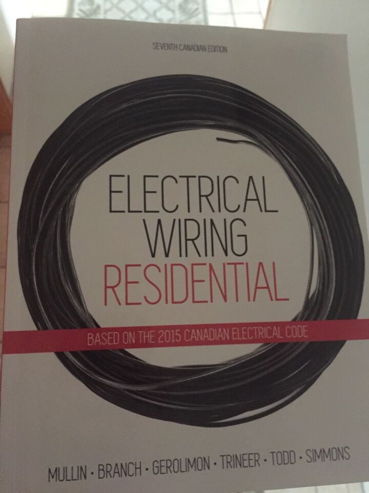 Outstanding Residential Wiring Textbook Basic Electronics Wiring Diagram Wiring Cloud Toolfoxcilixyz