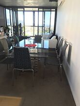 Bevelled Glass Dining Table South Melbourne Port Phillip Preview