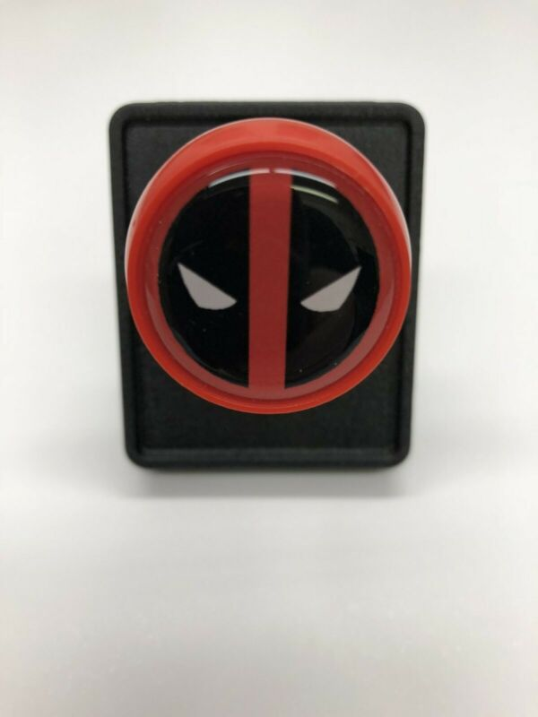 Stern Pinball Deadpool Shooter Knob 502-7072-00