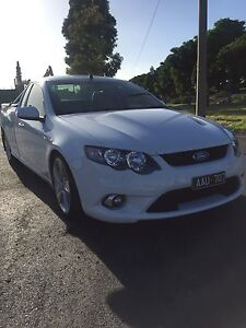 2008 FG XR8 UTE h/d Tow bar leather  1 owner roll bar rego books Campbellfield Hume Area Preview