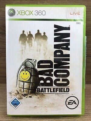 Xbox 360 Spiel • Battlefield - Bad Company • Guter Zustand #M39
