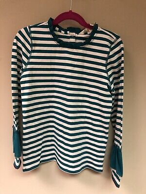 Matilda Jane Moments With You Perfect Produce Top Size 8 NWT