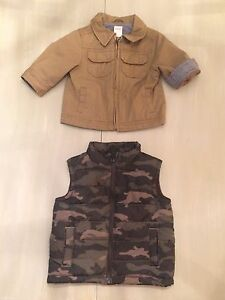 Gymboree 6-12 months - Boys Outerwear
