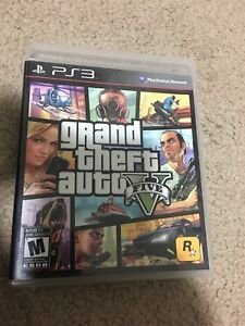 PlayStation 3 grand theft auto5.