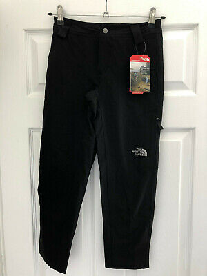 The North Face Boys Exploration Pants, Black, Small