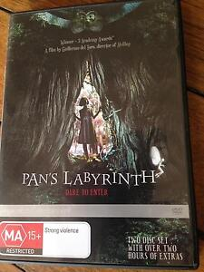 Pans Labyrinth - DVD Adamstown Newcastle Area Preview