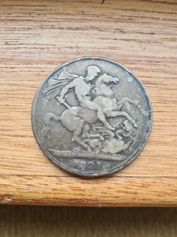 1821 GEORGE VI COIN