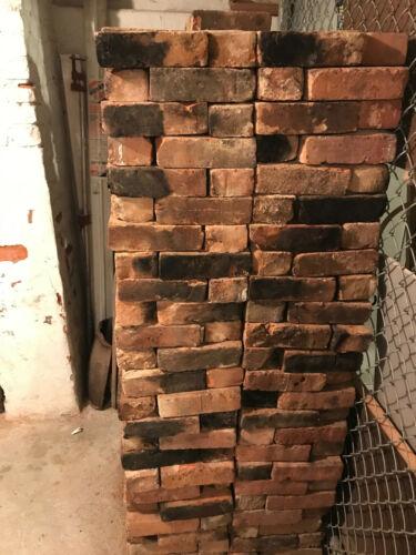 Salvaged Red Brick/Clay Pavers (1,000 bricks)
