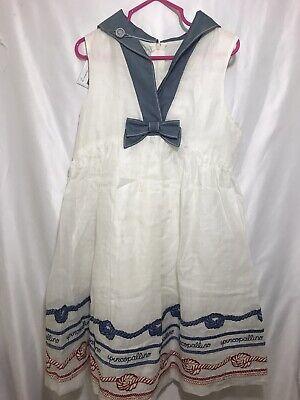 I Pinco Pallino Girls Dress Size 8