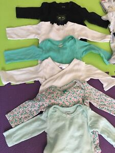 Baby size 3 month lot - Baby Gap, Carter's, H&M