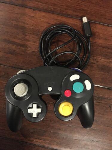 Black Nintendo Gamecube Controller OEM - $25.00