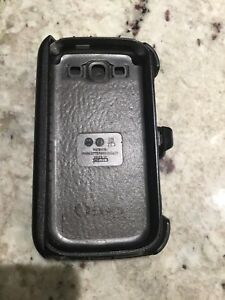 Otter Box, clip case and screen protector for Samsung Galaxy S3