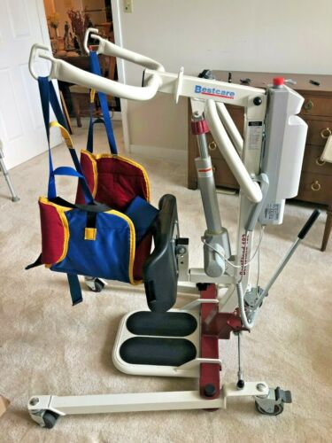 BRAND NEW Bestcare BestStand Full Electric Stand Up Lift Including Sling SA182