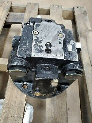 New Oem John Deere Excavator Propel Motor Brake Valve Part 9158391 At218035