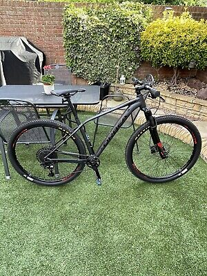 Orbea Alma H30-Eagle 29er 2019 Hardtail MTB Bike - Black