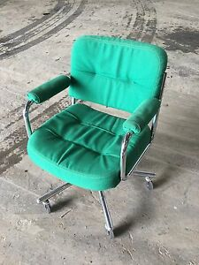 Retro vintage office chair