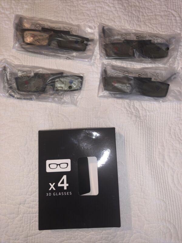 Samsung 3-D Glasses X 4 SSG-5150GB