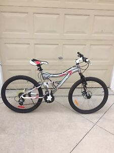 Brand New Kranked Bike For Sale