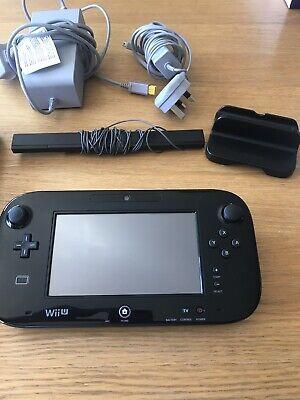 Nintendo Wii U Premium Pack 32GB Black Handheld System