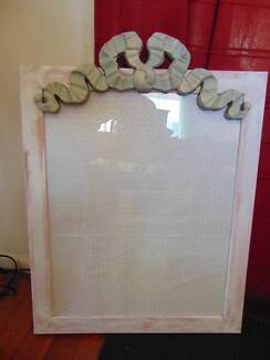 Shabby chic french door mirrors Other Home Decor Gumtree