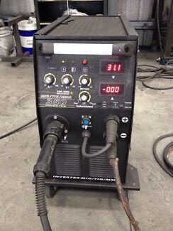 Unimig 350 amp inverter mig welder Littlehampton Mount Barker Area Preview