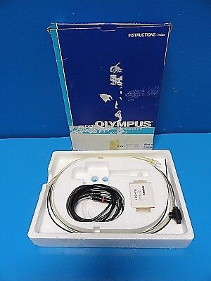 Olympus Cd-3l Electrosurgical Accessory W Ma-255 Active Monopolar Cable 13814