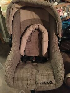 Safety first baby seat