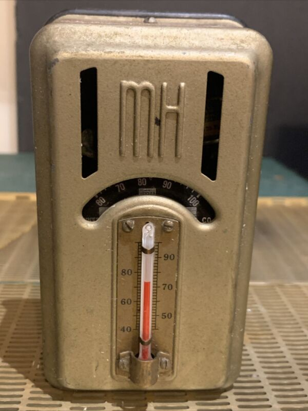 Vintage Minneapolis Honeywell Thermostat