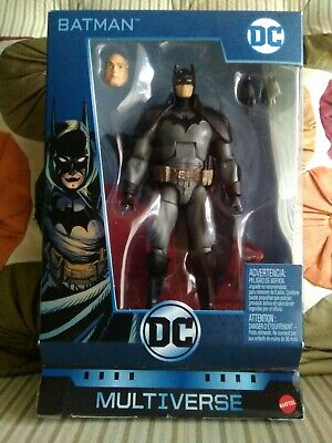 "DC Multiverse Batman Gotham by Gaslight 6"" Figure Lex Luthor Collect Connect"