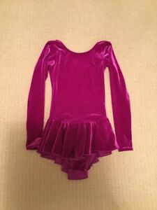 Youth skating dress Size10/12