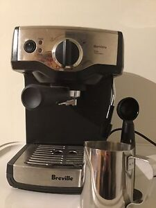 Machine expresso Breville