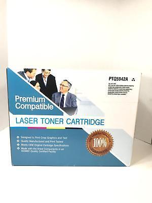 Premium Compatible laser toner cartridge compatible with PTQ5942A- 4200-4300 (4300 Compatible Laser Toner)