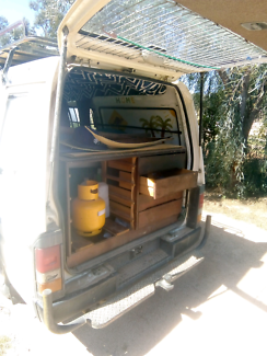 Van Ford Econovan maxi 1988 for sale 168,000 km
