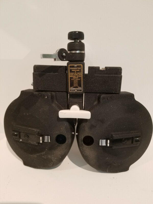 American Optical Vintage phoropter model 590MC
