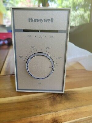 Excellent Condition Honeywell Line Voltage Thermostat T451 T651 3005